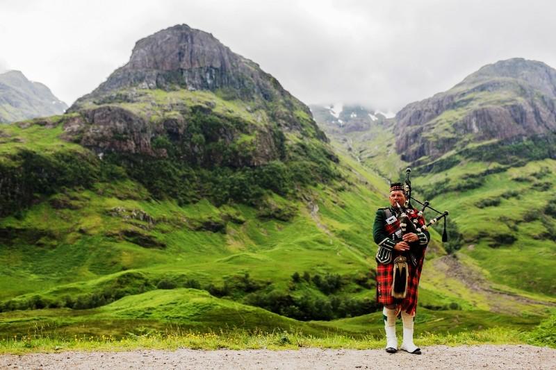 Детский языковой лагерь в Шотландии Scotland Discovery